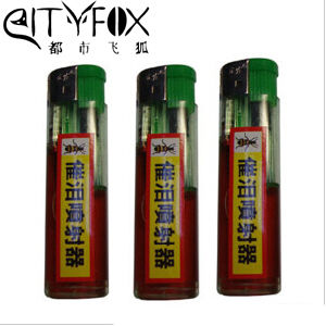Wholesale 10ml Self Defence Lighter Pepperspray pictures & photos