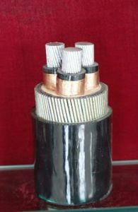 33kv Aluminium Core XLPE Insulated Unarmoured Power Cable (YJLV) pictures & photos