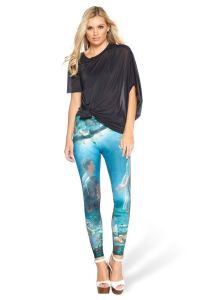 Newest 2016 Digital Custom Print Yoga Pants/Tights pictures & photos