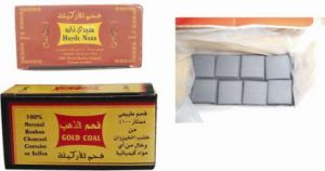 Arab Hookah Charcoal (Square)