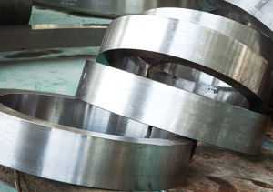 Steel Forged Rings/Forged Gear Rings 34CrNiMo6/AISI4140