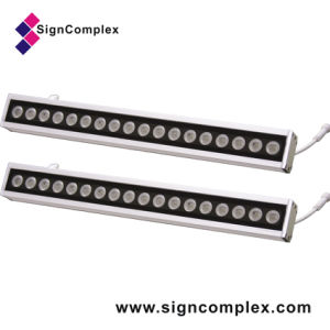 15W/22W/27W/45W 1m Colorful IP65 Edsion LED Light Bar with CE RoHS pictures & photos