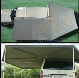 4X4 4WD RV Wing Awning (WA02) pictures & photos