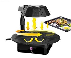 Smoke Grill, 3D Tabletop with Base Heat Resistant Plastic pictures & photos