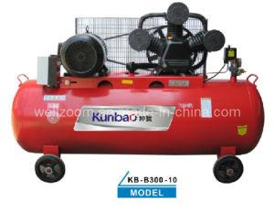 Belt-Drive Piston Type Air Compressor (KB-B300-10)