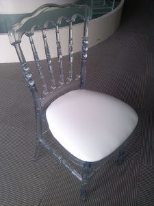 Resin Napoleon Chair/Napoleon Chair pictures & photos