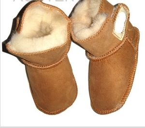 Baby Sheep Fur Shoes (SWBBS1)