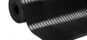 Broad Ribbed Rubber Matting pictures & photos