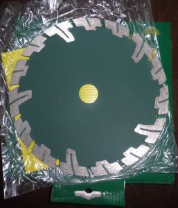 Diamond Cutting Wheel with MPA & EN Certification (XFDSDC08)