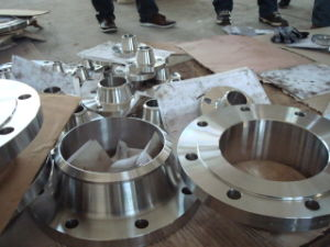 Pressure Vessel Stainless Steel Flanges pictures & photos