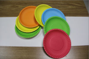 Zdj-600 Paper Plate Machinery pictures & photos