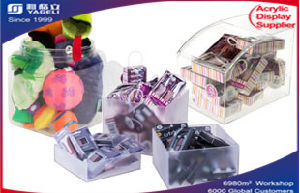 Wholesales Customers Acrylic Countertop Trays and Bins Display pictures & photos