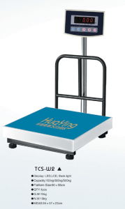 Platform Weighing Scale (TCS-W2) pictures & photos
