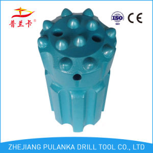 76mm T45 Flat Face Retrac Button Thread Drill Bit pictures & photos