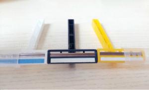 Men′s Disposable Double Razor Blades pictures & photos
