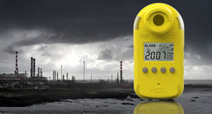 Portable Hydrogen Sulfide Single Gas H2s Detector pictures & photos