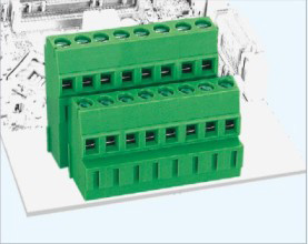 Rising Clamp Terminal Block (GS010B2-5.0/5.08)