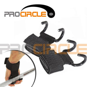Crossfit Barbell Nylon Hook Weight Lifting Hooks (PC-WH1001) pictures & photos