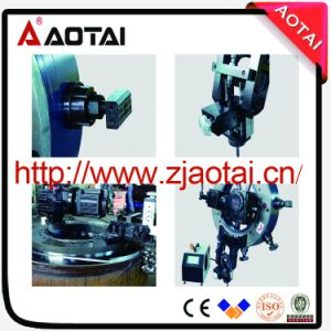 Lathe, Hydraulic Heavy Duty Pipe Beveling Beveller Machine pictures & photos