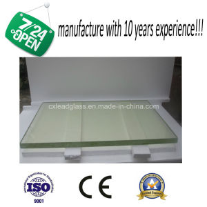 China Manufacturing Lead Shield Glass for X Ray pictures & photos