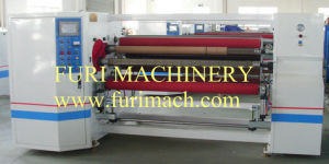 Fully Automatic Rewinding Equipment for Adhesive Tape/Masking Tape Machine (FR-808) pictures & photos