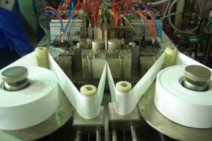 Straight Line Type Omni-Automatic Suppository Filling-Sealing Machine pictures & photos