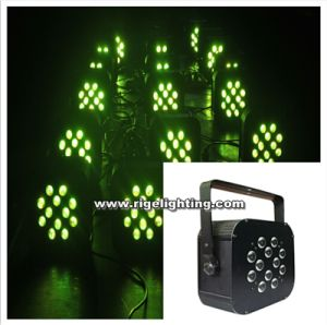 Special Lighting Effect RGBW 10W12LEDs Indoor LED PAR Can pictures & photos