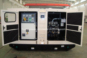 9kVA Generator with Canopy with Perkins Engine pictures & photos