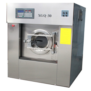 Professional Commercial Front Loading Automatic Laundry Washing Machine pictures & photos