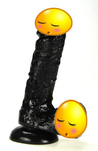 Huge Male Dildo Vibrato 8 Inch New Ttype Unisex Toy Realistic Penis Body Massage pictures & photos