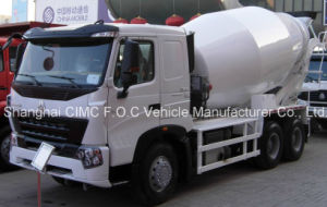 Sinotruk HOWO A7 6*4 Special Vehicle Mixer Truck
