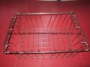 High Quality Stainless Steel Wire Mesh Sterilizing Basket pictures & photos