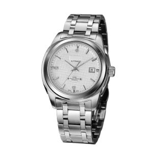 Stainless Steel Mens Wristwatch Full Automatic Mechanical Movement pictures & photos