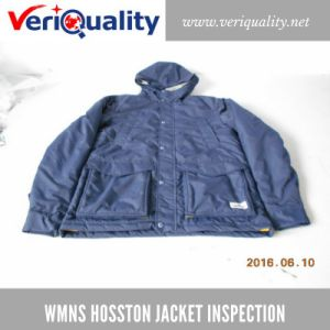 Women′s Hosston Jacket Quality Control Inspection Service at Qingdao, Shandong pictures & photos