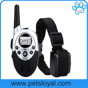 Pet Accessories Waterproof Rechargeable 300m Pet Training Bark Collar pictures & photos