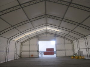 ISO 9001 Certified Heavy Duty PVC Large Storage Tent pictures & photos