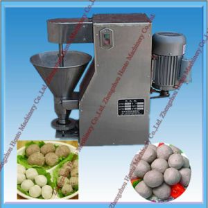 High Output Stainless Steel Meatball Rolling Forming Making Machine pictures & photos