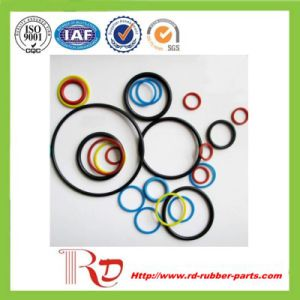 Full Range of Styles Colored Viton O-Rings pictures & photos