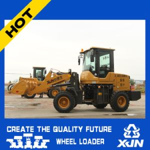 Agricultral Farm Articulated Mini Wheel Loader with Ce/Euro 3 and Hydrostatic System pictures & photos