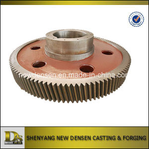 OEM Cast Iron Casting Gear Made in China pictures & photos