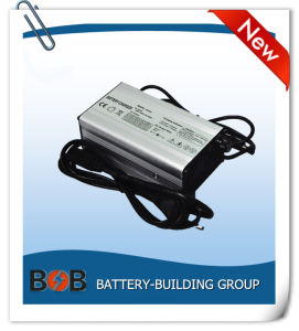 42V 2.5A Lithium Battery Charger with Aluminium Case pictures & photos