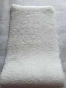 Polyester High Stretch Yarn Paint Roller Fabric pictures & photos
