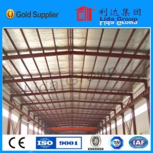 China Cheap Steel Frame Warehouse pictures & photos