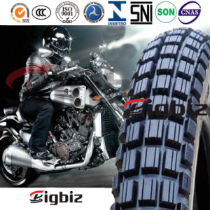 Ethiopia Market 4.10-18 off Road Motorcycle Tire. pictures & photos