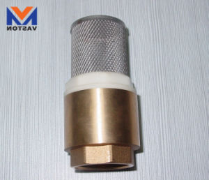 Brass Foot Valve (VT-6504) pictures & photos