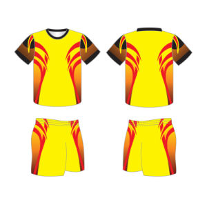 Customized Team Sublimated Soccer Uniform with Your Own Logos pictures & photos