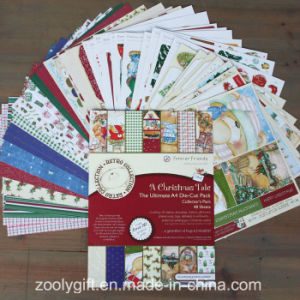 The Ultimate A4 Die-Cut Collector′s Pack Christmas DIY Paper Craft Scrapbook Kits pictures & photos