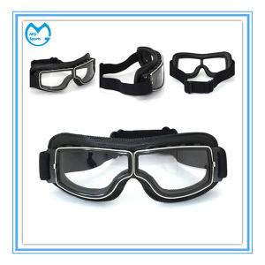 Skin-Friendly ABS Frame Motocross Eyewear Sports Goggles pictures & photos