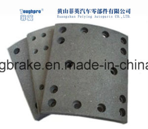 Hino Truck Brake Lining with Asbestos Free pictures & photos