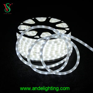 220V 24V 1m/Cut Thin Flex Rope Light for christmas Decoration pictures & photos